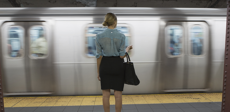 I Landed My Magazine Job After Meeting the Editor-in-Chief on a Subway Platform thumbnail image