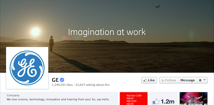 Career Guidance - Planning Your Social Media Strategy? Take a Cue from GE