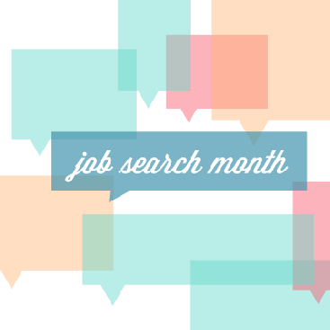 Career Guidance - January is Job Search Month at The Daily Muse!