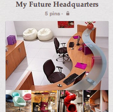 Career Guidance - Get Inspired: 5 Actually Useful Pinterest Boards You Should Create