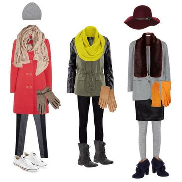 Career Guidance - 4 Ways to Brighten Up Your Winter Wardrobe
