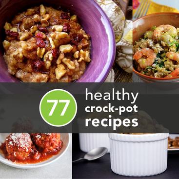 Career Guidance - 77 Healthy, Delicious Crock-Pot Recipes