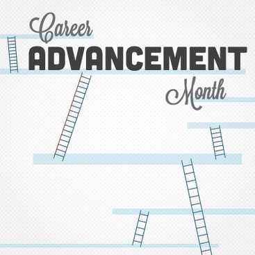 Career Guidance - It's Career Advancement Month at The Daily Muse!