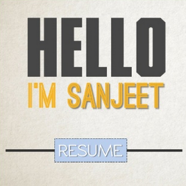 Career Guidance - Video Pick: Visual Resumes That Really Work