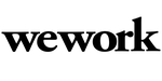 WeWork's logo