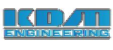 KDM Engineering Logo