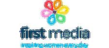 First Media Logo