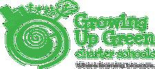 Growing Up Green Charter Schools Logo