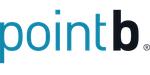 Point B's logo