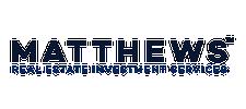 Matthews Real Estate Investment Services Logo