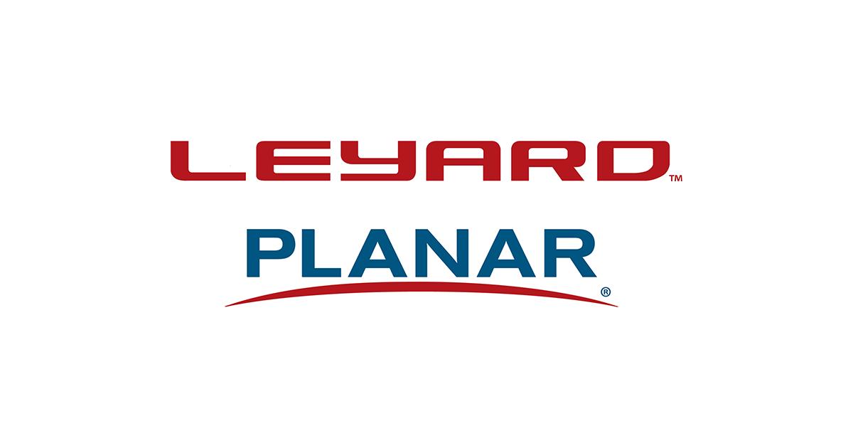 Leyard and Planar
