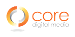 Core Digital Media's logo