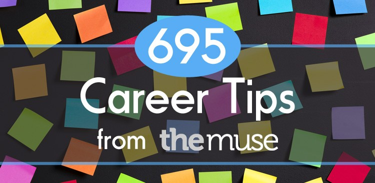 Career Guidance - Our 695 Best Career Tips, All in One Place