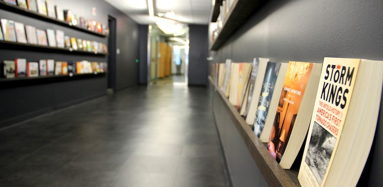 Career Guidance - The Best Place Ever for Bookworms to Work