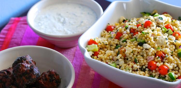 Career Guidance - Your Weeknight Dinner Plan: Easy Mediterranean Feast