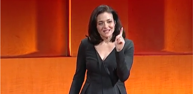 Career Guidance - 3 Tips for Success from Facebook's Sheryl Sandberg
